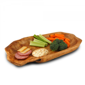 Root Wood Large Platter