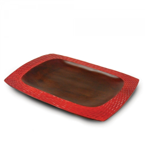 Brick Mango Wood Serving Platter