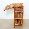 Teak Storage & Shelving Unit