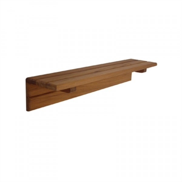 Teak Shower Shelf Naturalwooddecor Com