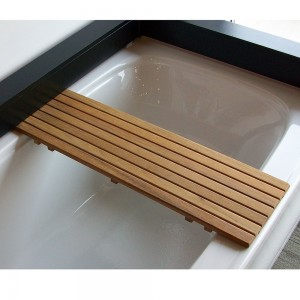 Teak Bathtub Shelf/Seat
